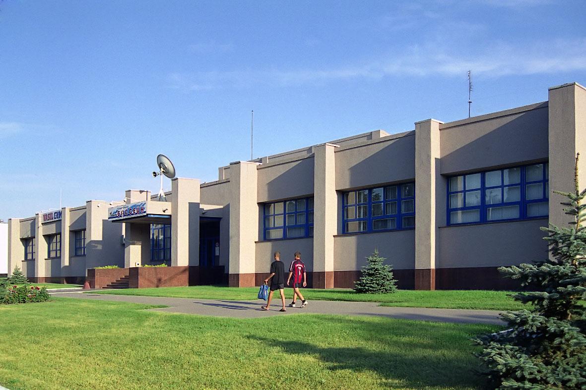 Спортивный комплекс Нефтехимик